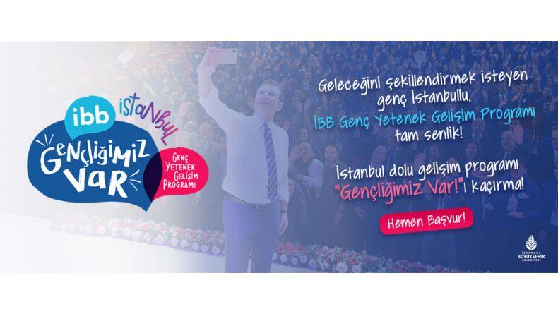 İBB Genç Yetenek Gelişim Programı Başlıyor!