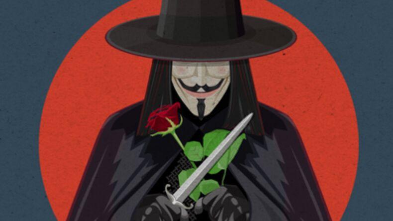 V For Vendetta ve Barut Komplosu Arasında Nasıl Bir Bağ Var?