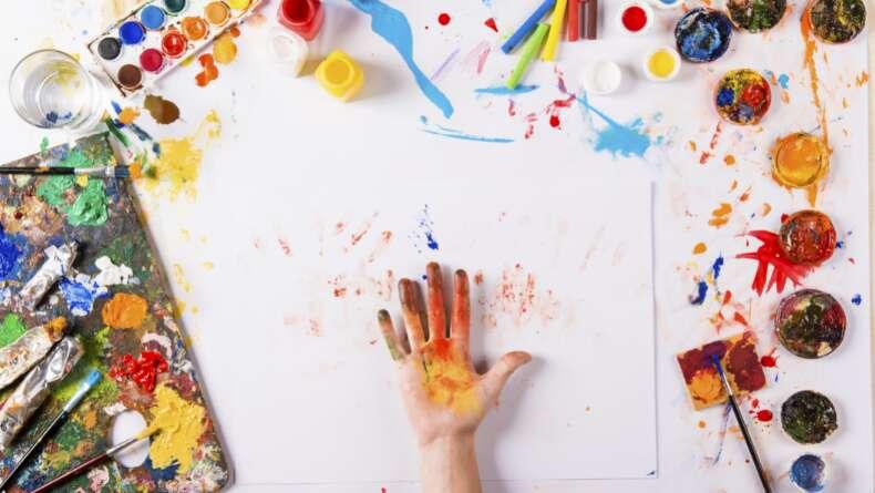 Resim Yapmak İçin Yetenek Gerekir mi? Amaç Gördüklerimizi Tuvale Aktarmaktan Fazlası Mıdır?