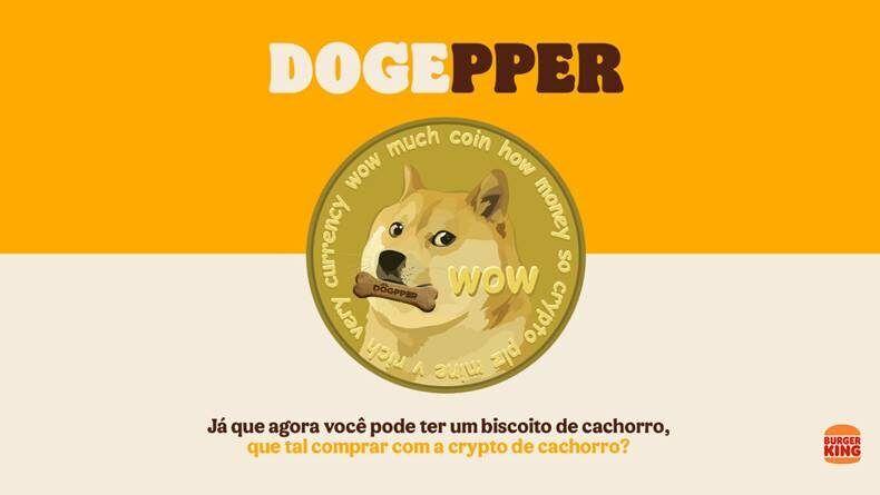 Burger King, Dogecoin Ödemelerini Kabul Etmeye Başladı!