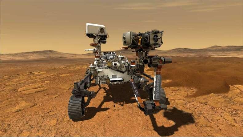 Mars Gezgini Perseverance, Yeni Görevine Hazırlanıyor!