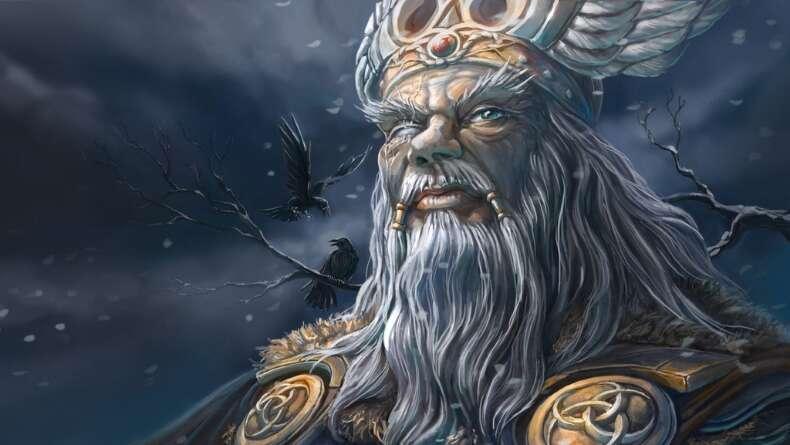 Tanrıların Tanrısı Odin, Türk Mü?