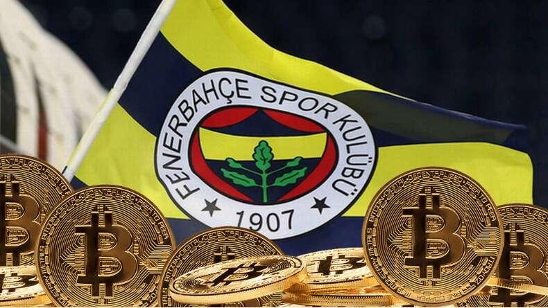 Fenerbahçe'den Kripto Para Hamlesi