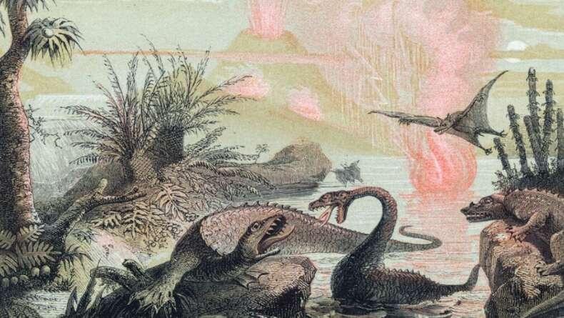 Tarih Öncesi Dönemde Yaşayan Yaratıklar