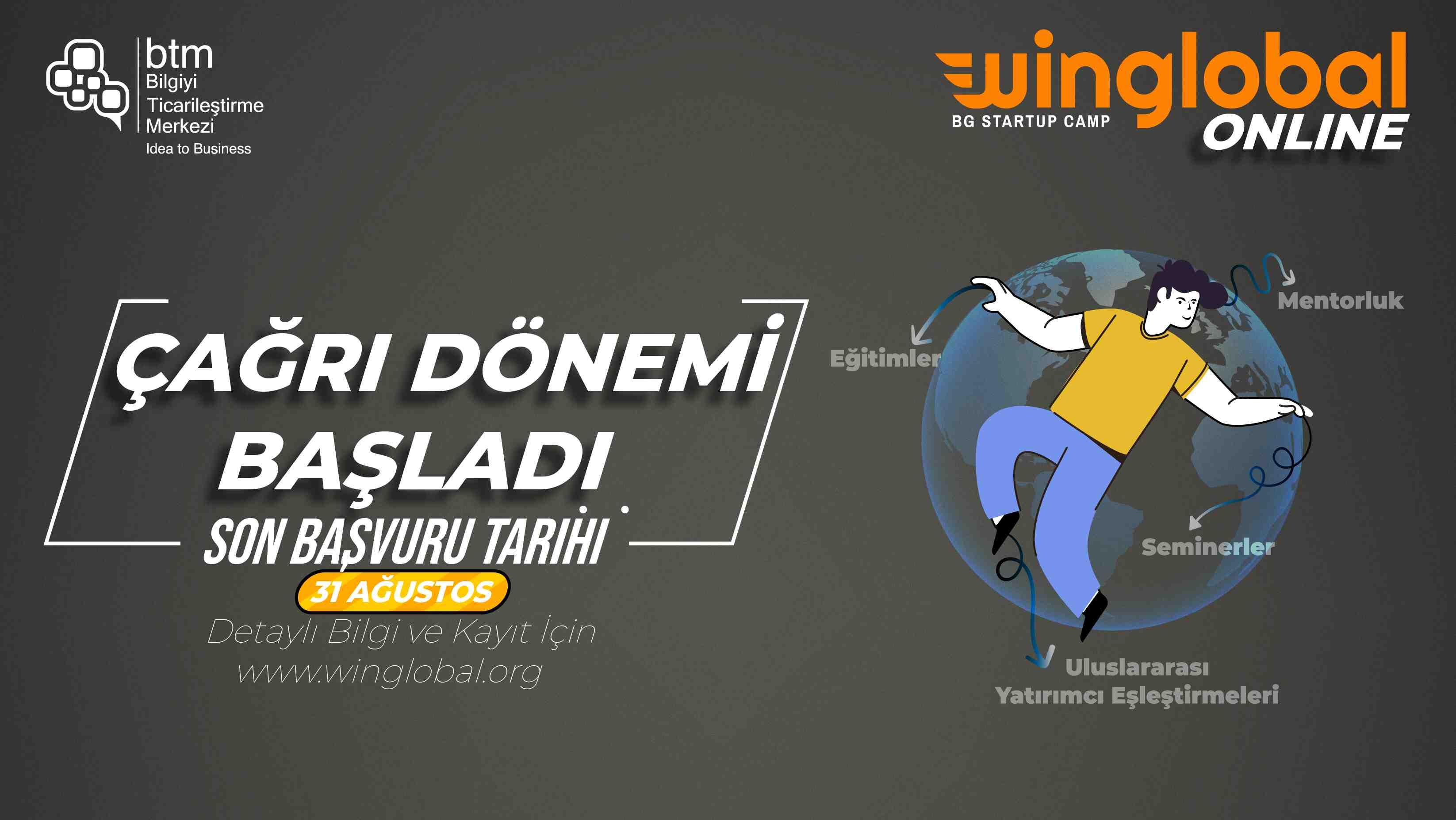 Winglobal'de Çağrı Dönemi 31 Ağustos'a Kadar Sürecek!