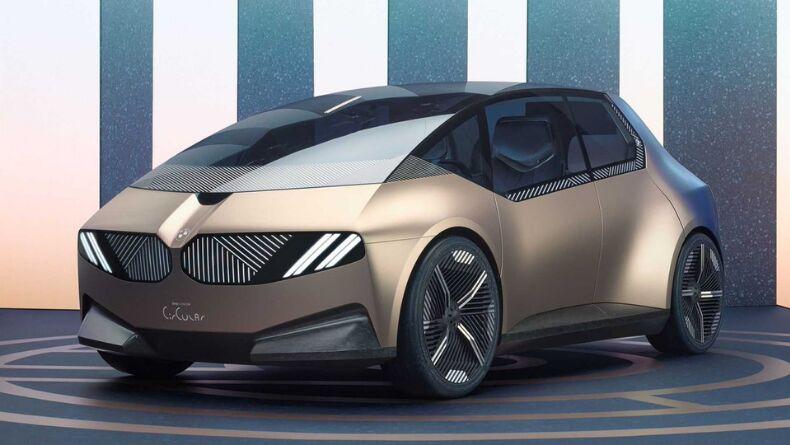 BMW, i Vision Circular'ı Tanıttı: Tamamen Geri Dönüştürülebilir!