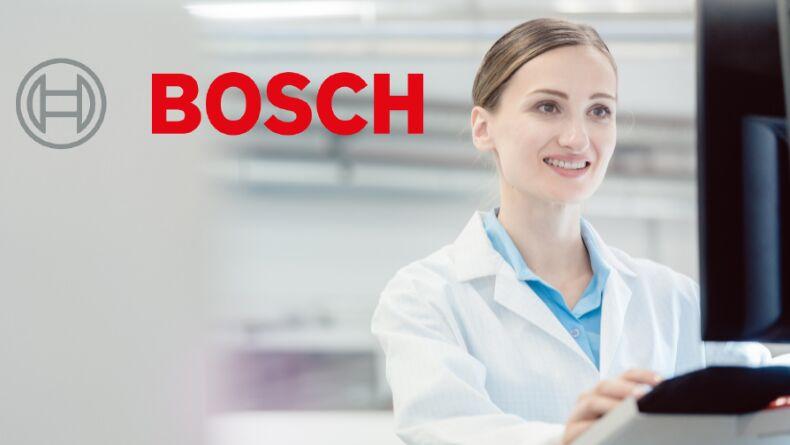 Bosch, Üretim Mühendisi Ekibine Katılmak İster Misin?