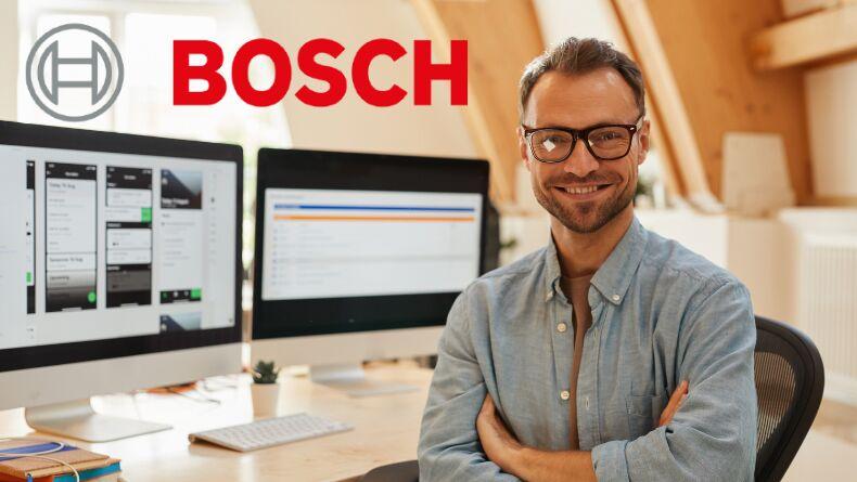 Bosch, Yazılım Geliştirme Mühendisi Arıyor!
