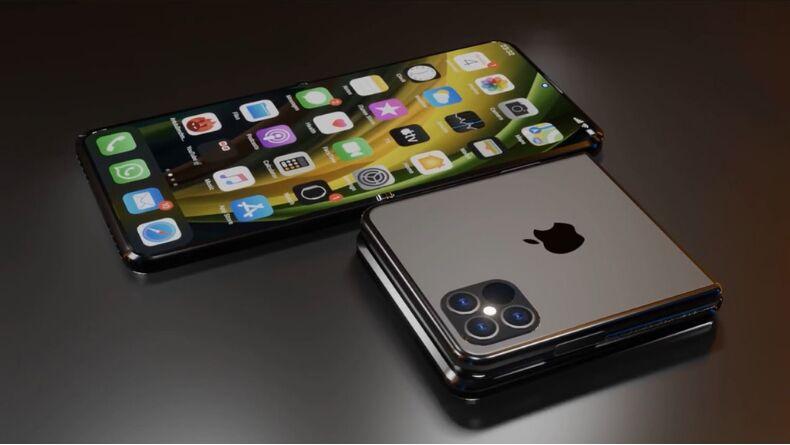 Katlanabilir iPhone İçin LG İle Anlaşıldı!