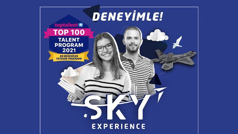 TUSAŞ SKY Experience Stajyer Mühendis Programı'na Başvurular Başladı!