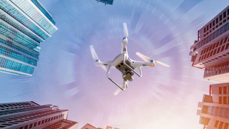 Güzergah Belli Oldu, Drone'lar Kargo Taşıyacak!