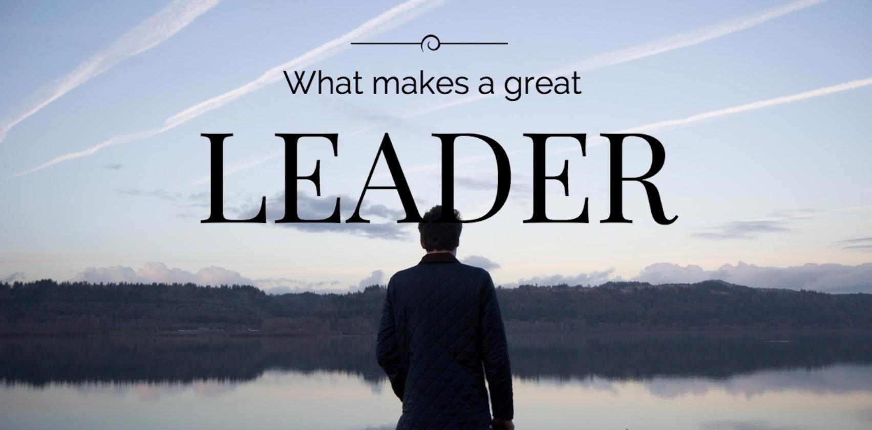 İdeal Bir Lider Neler Yapar? (Part 2)