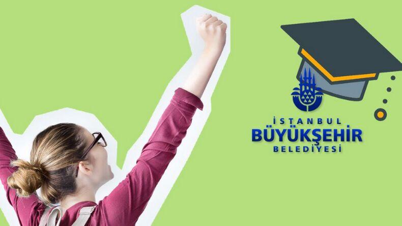 İBB Genç Üniversiteli Burs Başvuruları Başladı (2021-2022 Dönemi)