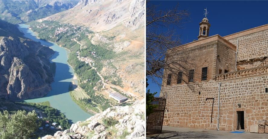 UNESCO Dünya Mirası Geçici Listesi'ne Giren 2 Kültür Varlığı: Tur Abdin Manastırları ve Kemaliye Tarihi Kenti