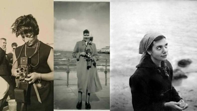 Öğrenci Kariyeri - : Türkiye'nin İlk Kadın Fotoğrafçısı Yıldız Moran